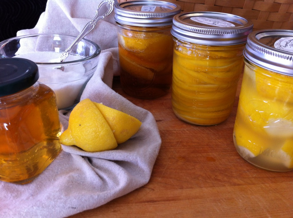 Preserved Lemons - 3 Ways