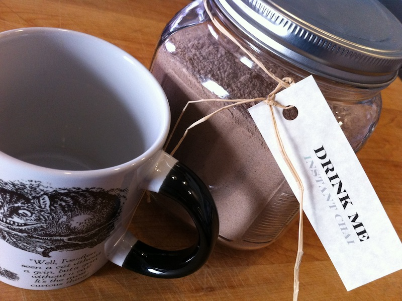 Instant Chai for Instant Zen