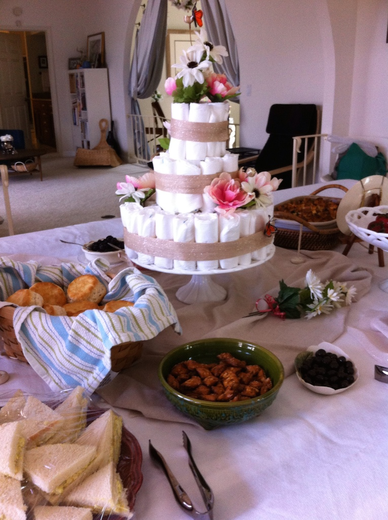 Baby Shower On A Budget Ideas ~ Baby shower food ideas foods on a budget