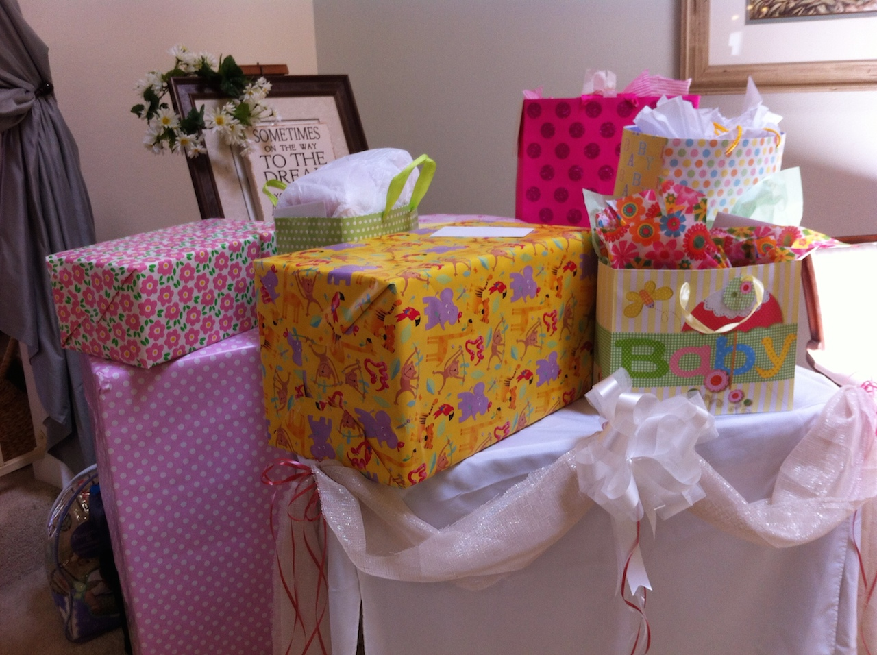 baby shower on a budget  a diaper cake ??  badzoot, Baby shower