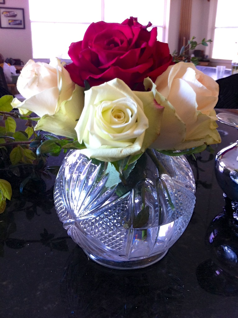 Rose Bowls are soooo easy to use !