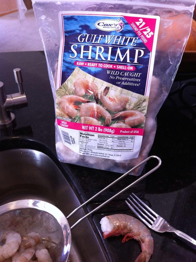 Cox Shrimp