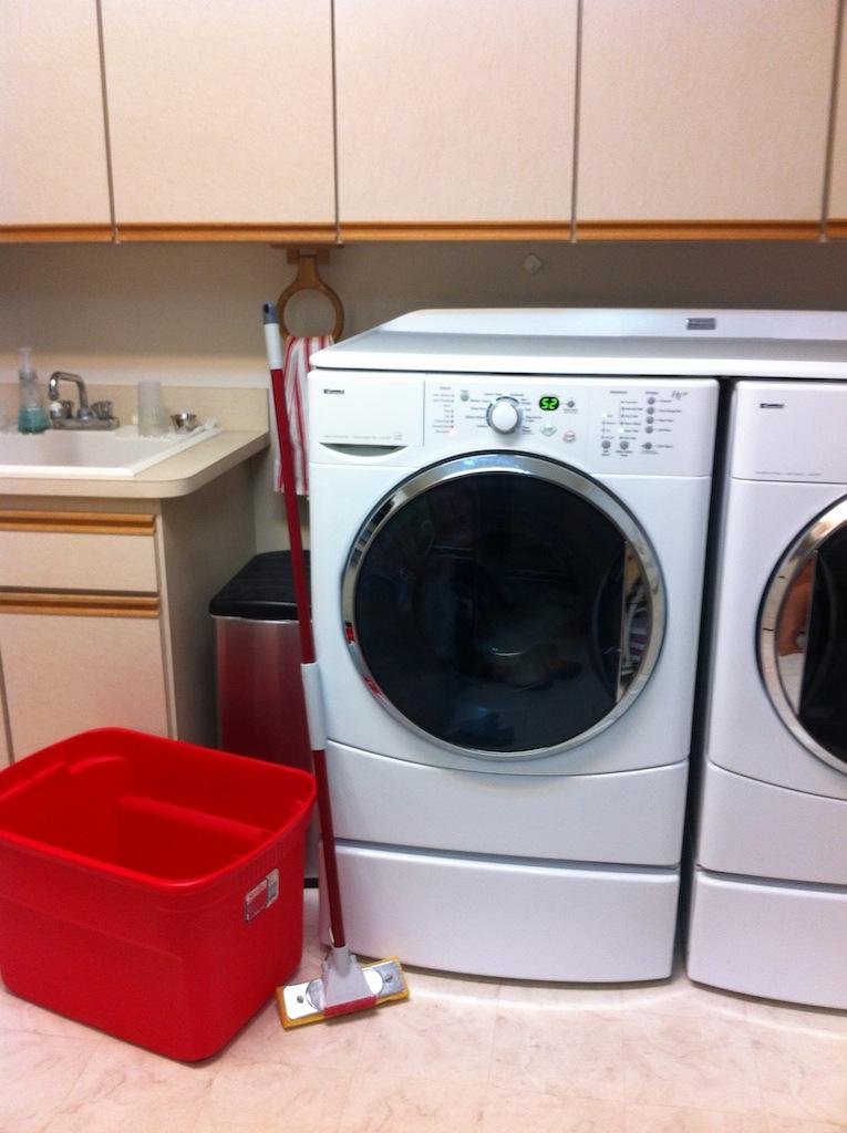 I love my washer,...really I do.