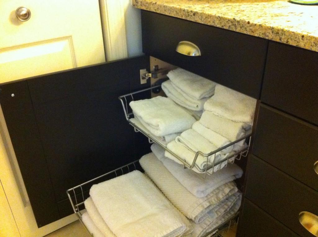 Fresh towels anyone !