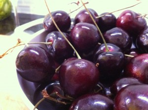 Summer time is Cherry time