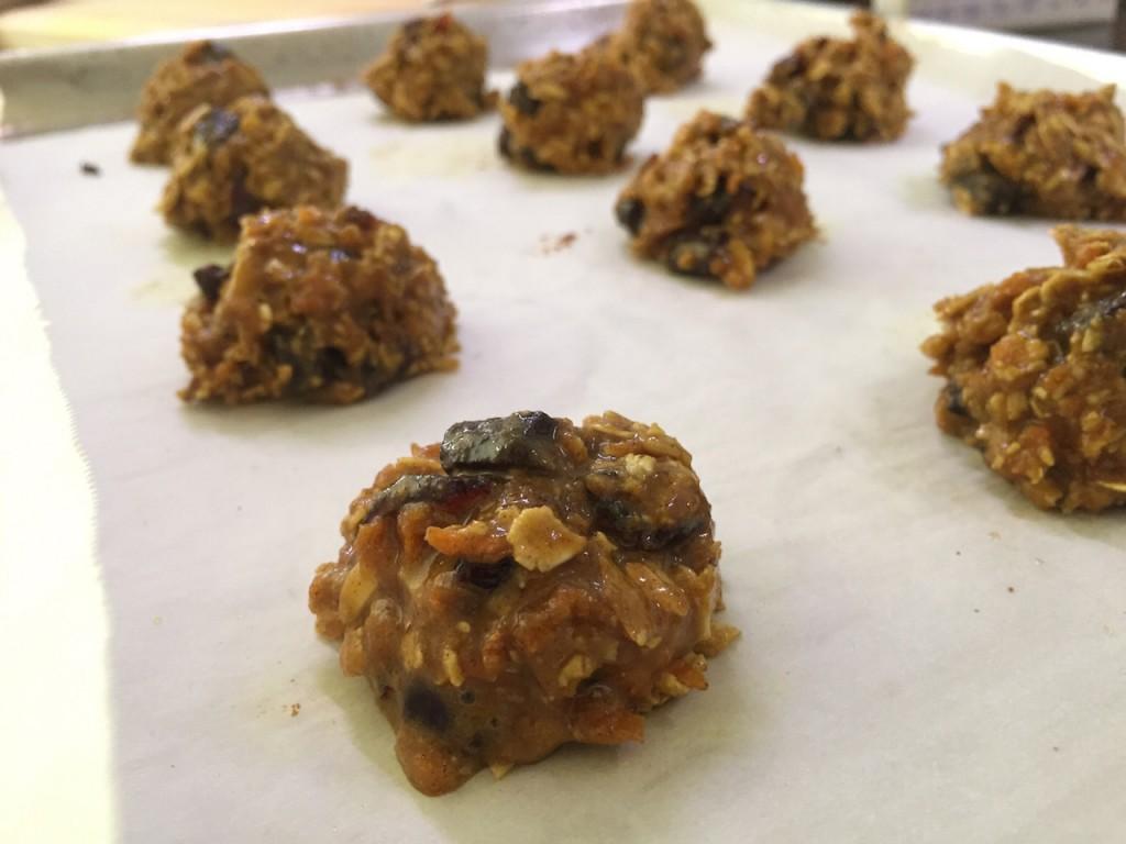 tiny cookies...