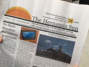 We've got a new Newspaper in town - check it out !