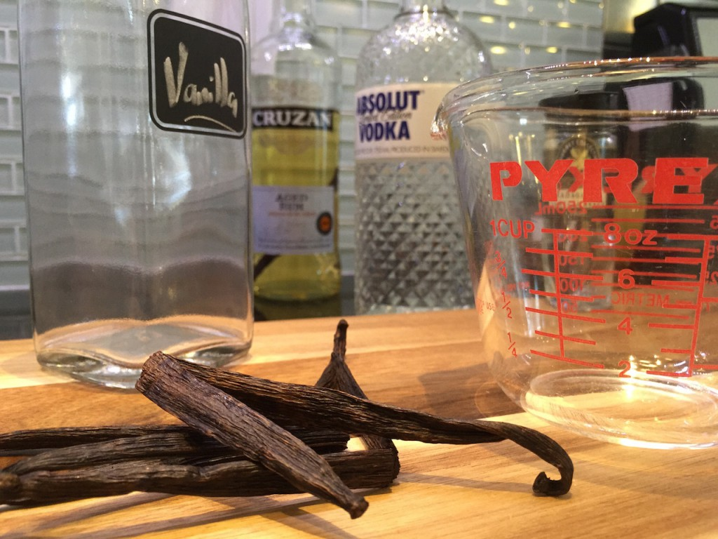 Yes, you CAN make your own vanilla extract.